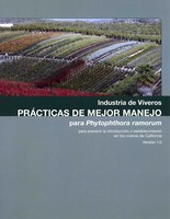 Spanish Manual Phytophthora ramorum BMP's