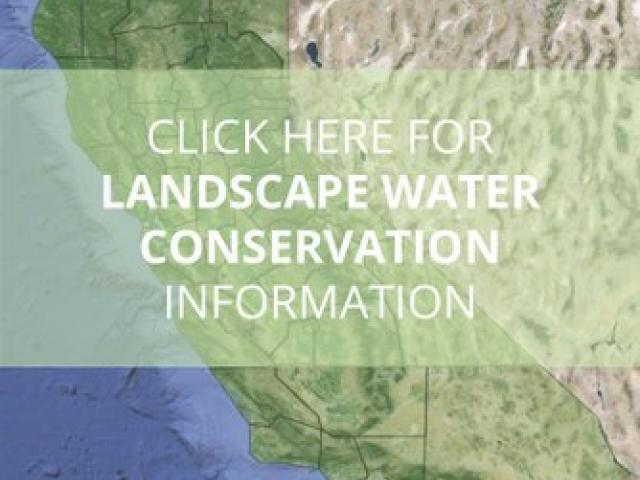 Landscape Water Conservation Resources Map