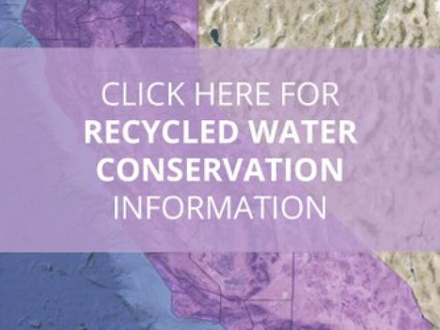 Recycled Water Conservation Resources Map